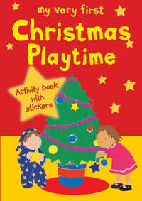 Jacket image for My Very First Christmas Playtime
