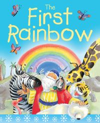 Jacket image for The First Rainbow Sparkle and Squidge