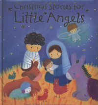 Jacket image for Christmas Stories for Little Angels
