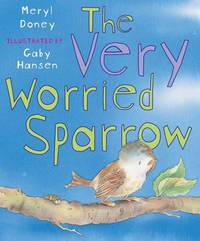 Jacket image for The Very Worried Sparrow
