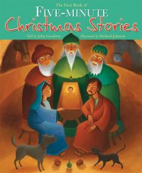 Jacket image for The Lion Book of Five-Minute Christmas Stories