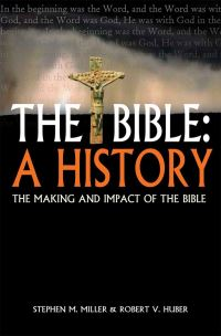 Jacket image for The Bible: a history