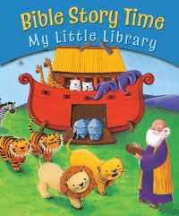 Jacket image for Bible Story Time My Little Library
