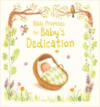 Jacket image for Bible Promises for Baby's Dedication