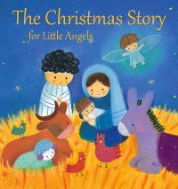 Jacket image for The Christmas Story for Little Angels