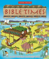 Jacket image for Look Inside Bible Times