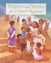 Jacket image for Prayers and Verses for a Child's Baptism