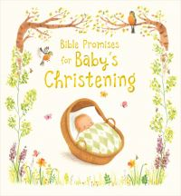 Jacket image for Bible Promises for Baby's Christening