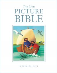 Jacket image for The Lion Picture Bible