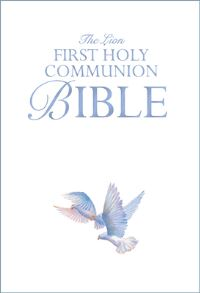 Jacket image for The Lion First Holy Communion Bible