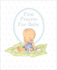 Jacket image for First Prayers for Baby