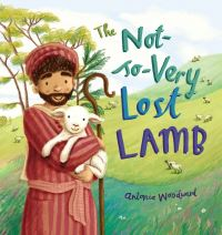 Jacket image for The Not-So-Very Lost Lamb
