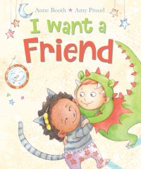 Jacket image for I Want a Friend