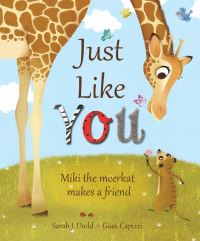 Jacket image for Just Like You