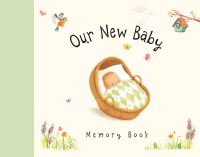 Jacket image for Our New Baby Memory Book