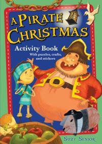 Jacket image for A Pirate Christmas Activity Book