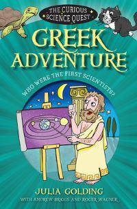 Jacket image for Greek Adventure