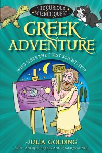 Jacket image for Greek Adventure