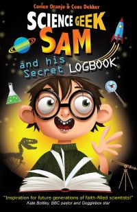 Jacket image for Science Geek Sam and his Secret Logbook