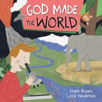 Jacket image for God Made the World