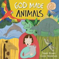 Jacket image for God Made Animals