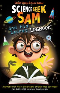 Jacket image for Science Geek Sam and his Secret Logbook promotional sampler