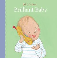 Jacket image for Brilliant Baby