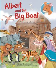 Jacket image for Albert and The Big Boat