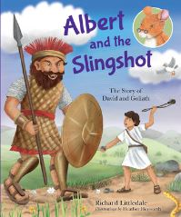 Jacket image for Albert and the Slingshot