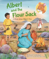 Jacket image for Albert and the Flour Sack