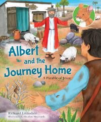 Jacket image for Albert and the Journey Home