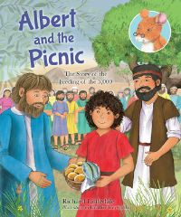 Jacket image for Albert and the Picnic