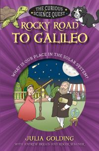 Jacket image for Rocky Road to Galileo