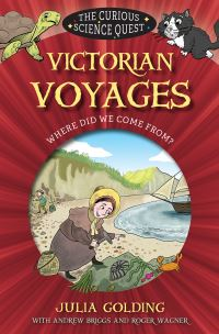 Jacket image for Victorian Voyages