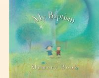 Jacket image for My Baptism Memory Book