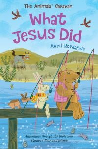 Jacket image for What Jesus Did
