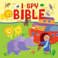 Jacket image for I Spy Bible