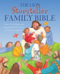 Jacket image for The Lion Storyteller Family Bible