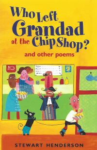 Jacket image for Who Left Grandad at the Chip Shop?