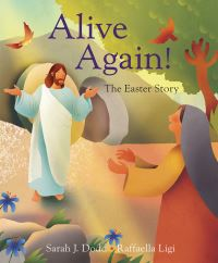 Jacket image for Alive Again! The Easter Story