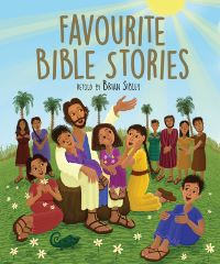 Jacket image for Favourite Bible Stories
