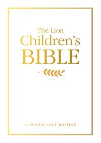 Jacket image for The Lion Children's Bible Gift edition