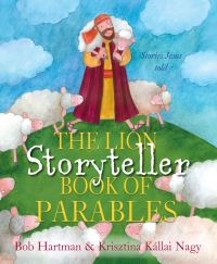 Jacket image for The Lion Storyteller Book of Parables