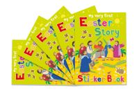 Jacket image for Easter Story Sticker Book