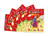 Jacket image for Christmas Story Sticker Book