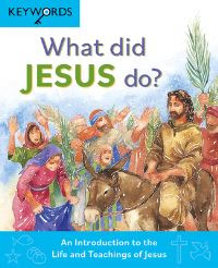 Jacket image for What Did Jesus Do?