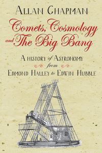 Jacket image for Comets, Cosmology and the Big Bang