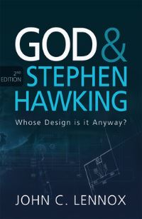 Jacket image for God and Stephen Hawking