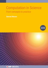 Jacket image for Computation in Science (Second Edition)