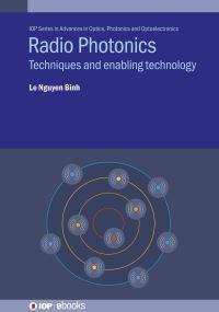 Jacket Image For: Radio Photonics
